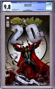 Spawn 220 Cgc 9.8 White Pages 200 Cover Homage 2012