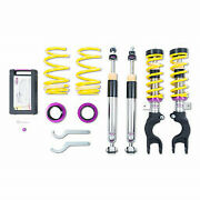 Kw Coilovers For Tesla Model 3 Awd   2-way V3   Suspension Lowering   35287007