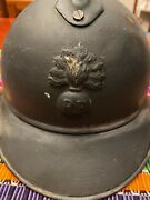 Collectible Adrian French Army Helmetandnbsp From Wwi