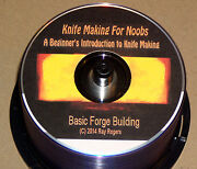 Forge Building For New Knife Makers - Dvd Knives,forges,forging,blacksmithing