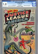Brave And The Bold 28 Cgc 1.8 1st App Justice League And Starro 1960 Dc Comics