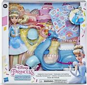 Disney Princess Comfy Squad Cinderellaand039s Sweet Scooter Playset For Girls New