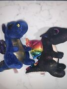 Beanie Boo Set Of 2 Saffire And Anora