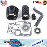 For Volvo Penta Sx/omc Cobra Drives Exhaust Bellows Transom Service Kit Gimbal