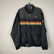 Lrg Lifted Research Group Rock Unsteady Jacket Size Large
