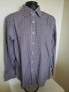 1150 Tom Ford Dress Shirt Made In Italy Nwot Size 43/17