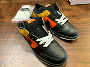 New 2004 Sb Dunk Low Pro Rayguns Sneakers Mens 27.5cm With Box Change String