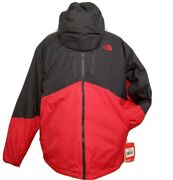 Menand039s 2xl The Condor Triclimate Apex Red Jacket New 290 C68765j-xxl