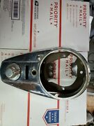 1947 Flathead Knucklehead Speedometer Dash Plate Base And Cover