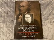The Political Thought Of Justice Antonin Scalia A Hamiltonian On The Supreme C