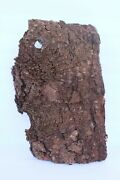 N Ho S O Scale Dried Bark For Train Layouts, Dioramas, School Projects Lot 10