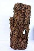 N Ho S O Scale Dried Bark For Train Layouts, Dioramas, School Projects Lot 6