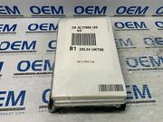 2020 20 Nissan Altima Owners Manual User Guide Kit With Case Oem