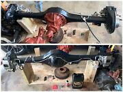 Ford 9andrdquo Disc Brake Rear End - Newly Rebuilt