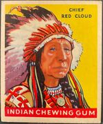 1947 Goudey Gum Indian Vintage Cards Pick Complete Your Set Free Shipping