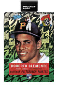 2020 Topps Project 2020 Roberto Clemente Baseball Cards