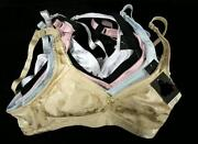 Lot Of New 6 Bras Size 42ddd Soft Cup No Wires Great Qualitysize 42ddd