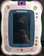 Vtech Innotab 2 Learning Tablet With Game Tested No Battery Cover
