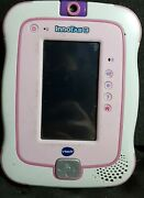 Vtech Innotab 3 Education Learning Tablet System Pink W/ Game No Charger