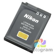 Battery For Nikon Coolpix And Keymission Series Cameras Rechargeable Li-ion Pj