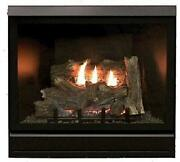 Empire Comfort Systems Tahoe Clean Face Direct Vent Mv Deluxe 42 Lp Fireplace W