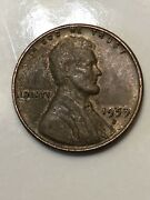 1959 D Lincoln Cent Rpm, Small Bie, Ddr, Fg Is Off, You Grade.