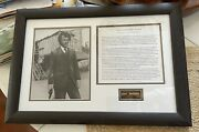 Clint Eastwood Ultra Rare Dirty Harry 1971 Collector's Print