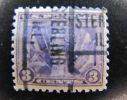 537 3c Victory Issue Used 1919