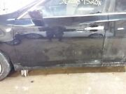 13 14 Nissan Altima Driver Front Door Electric Sdn Blue 2457612