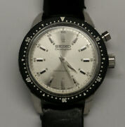 Beautiful 1968 Seiko 5719 8992 Monopusher Chrono In Exceptional Condition