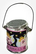 Patricia Breen Studio Colours Angels Paint Can 2549 2.5andrdquo 2005 Pink Black Pearl
