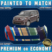New Painted To Match - Front Bumper Replacement For 2011-2015 Scion Xb 11-15