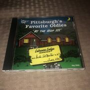Mint Condition Pittsburgh's Favorite Oldies - At The Hop 3 Cd Itzy Records