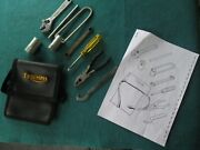Classic Triumph 1985 - On Bonneville 750 Complete Motorcycle Tool Kit