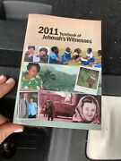 2011 Yearbook Of Jehovahs Witnesses Watchtower Bible And Tract Society