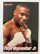 1999 Brown's Boxing Floyd Mayweather Jr. 46 Ultra Rare A Must Have📈