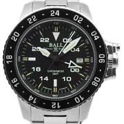 Ball Watch Engineer Hyde Carbon Dg2016a Aero Gmt Automatic Menand039s Watch [u0411]