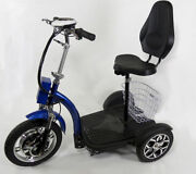 Folding Three Wheels Adult Electric Mobility Scooter Electric Trikes 3 Wheels