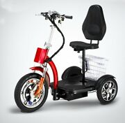 Three Wheels Adult Electric Mobility Scooter Electric Trikes 3 Wheels Folding