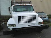 1996 International 4700 Crew Cab And Chas Dt 466 Auto W/pto Wet Kit Parts Or Fixer