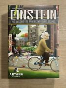 Einstein His Amazing Life And Incomparable Science Game Sealed