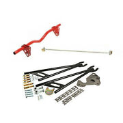 Chassis Engineering Ladder Bar Suspension Kit W/2 X 3in X-member