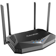Ancatus-wifi 6 Router802.11ax Ax1800 Computer Router Wireless Internet Dual Band