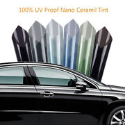 Multi-vlt Window Film Solar Tint Window Tint Car/house Glass Sticker 100uvproof