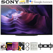 Sony Xbr48a9s 48 A9s 4k Uhd Oled Smart Tv 2020 + Movies Streaming Pack