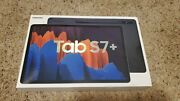 Samsung Galaxy Tab S7+ 256gb With S Pen And Book Cover Case. Great Bundle