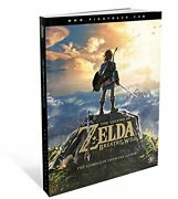 The Legend Of Zelda Breath Of The Wild The Complete Official Guide