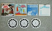 Mary Poppins Viewmaster Reels 1964 Walt Disney Set B376 Rare Complete  J898