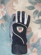 Curtis Martin Game Used Nfl Equipment Glove New York Jets Hall Of Fame 2012