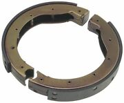 O.e.m. Replacement Brake Shoes For Harley-davidson Fl 1963-1972 Rear